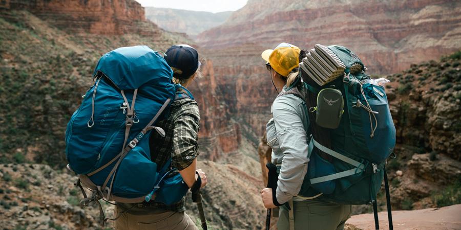 چیدمان صحبح کوله پشتی کوهنوردی